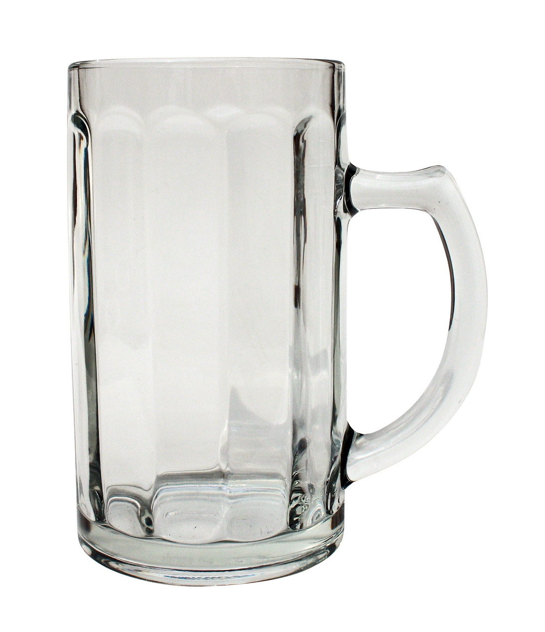 Authentic German Beer Stein with Handle