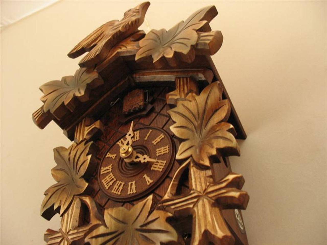 Forest Finish Cuckoo Clock