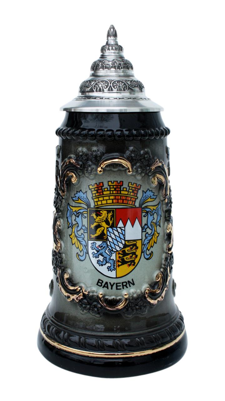 Bayern Bavaria Souvenir Beer Stein