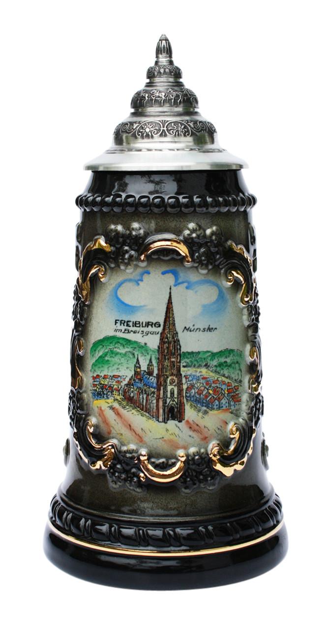 Freiburg Souvenir Beer Stein