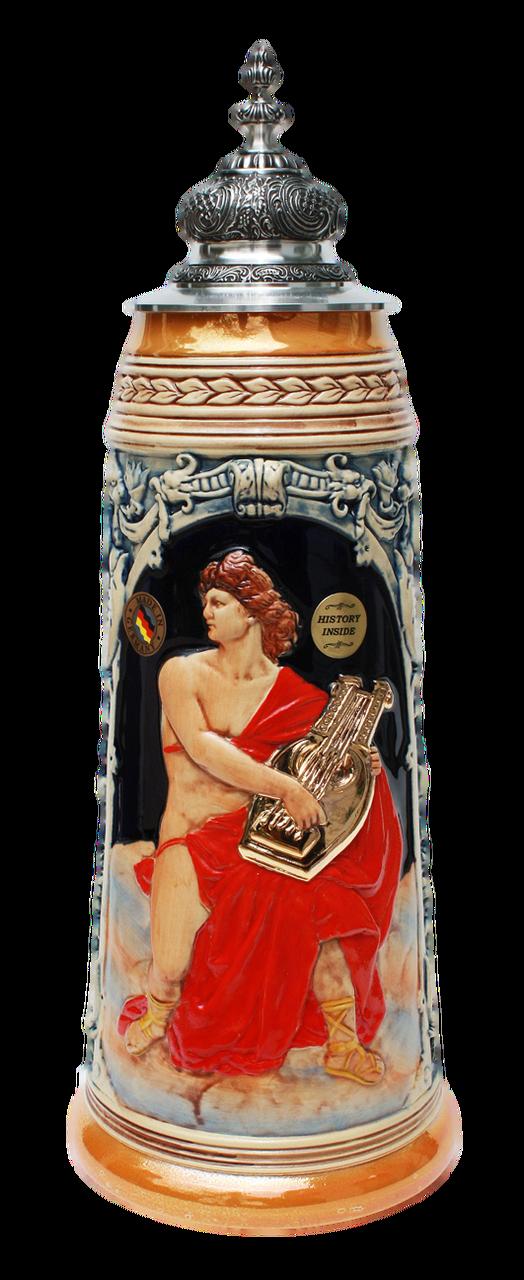 King Limitaet 2012 | Apollo Handpainted Beer Stein
