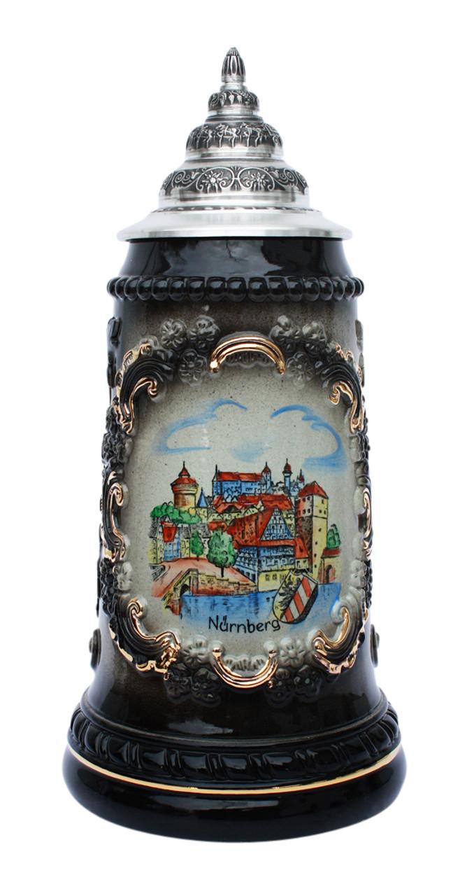 Nuernberg Souvenir Beer Stein