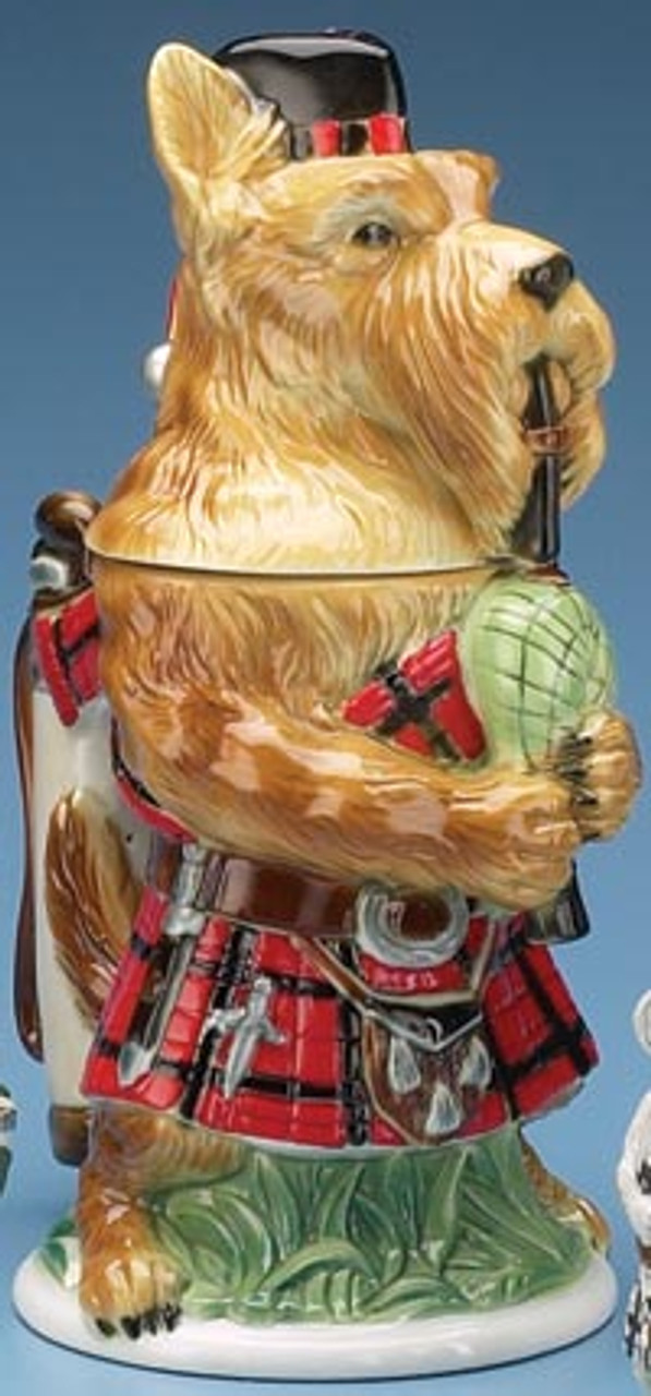 Wheaton Scottie Dog Beer Stein