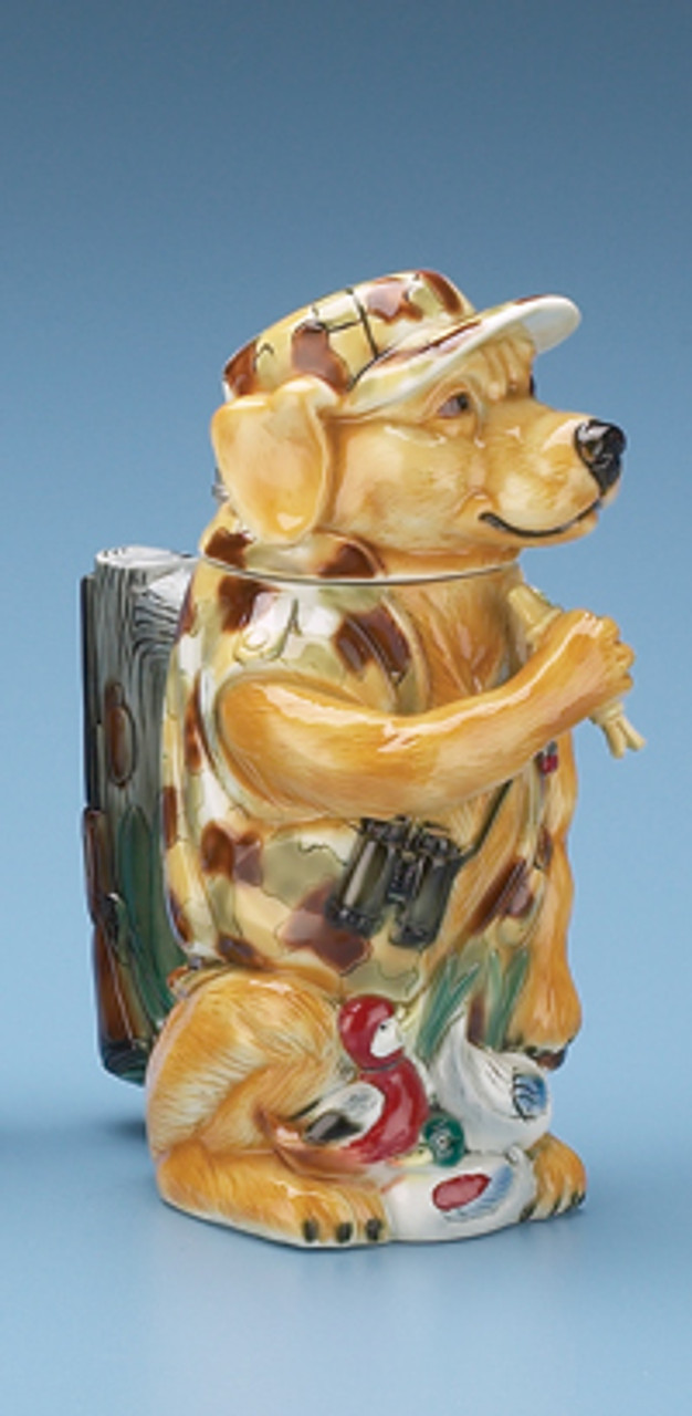 Yellow Labrador Retriever Beer Stein