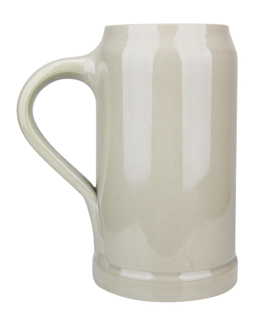 German Stoneware Beer Mug 1 Liter Germansteins Com