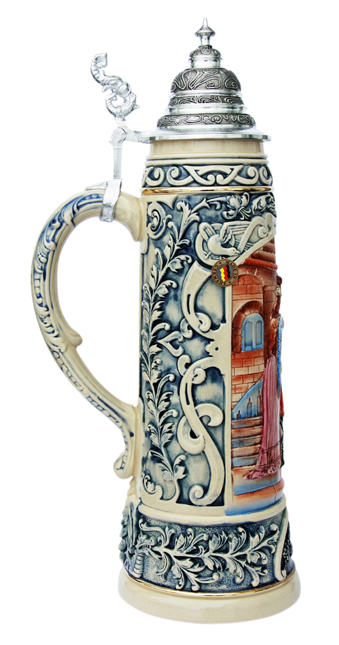 King Limitaet 2013 | Siegfrieds Farewell Handpainted Beer Stein