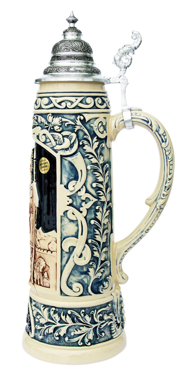 King Limitaet 2013 | Siegfrieds Farewell Antique Style Beer Stein
