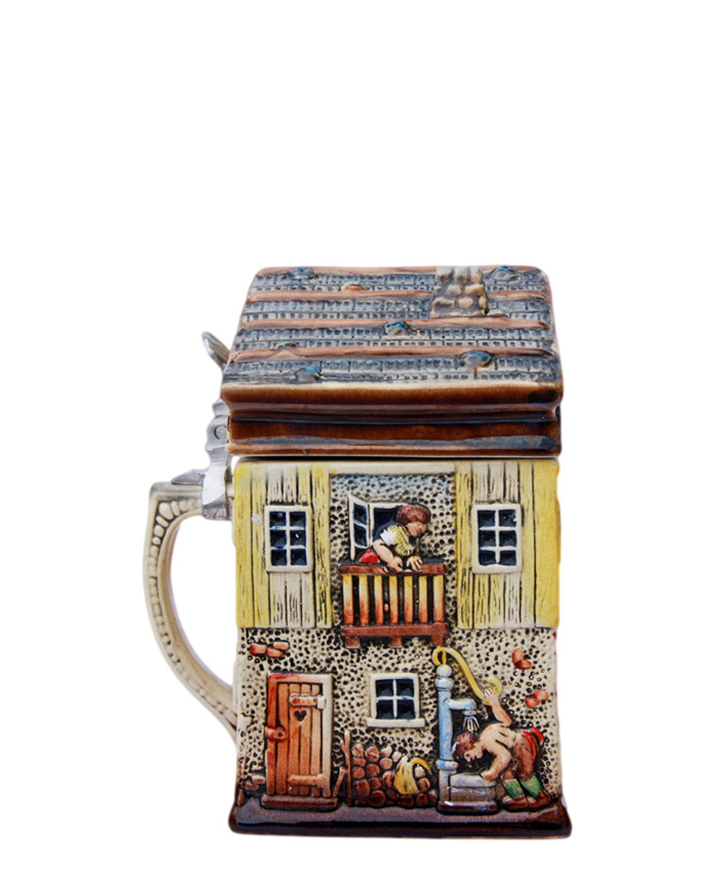 Alpine House 3D Beer Stein | 1 Liter
