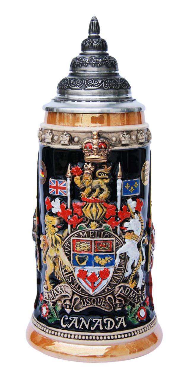 Canada Beer Stein