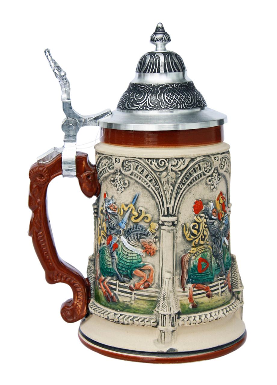 Knights Beer Stein
