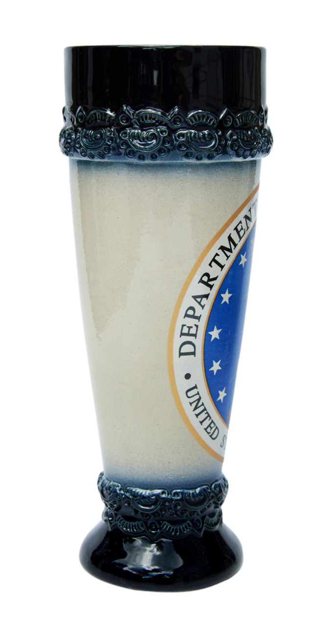 .5 Liter Air force Stoneware Wheat Beer Glass