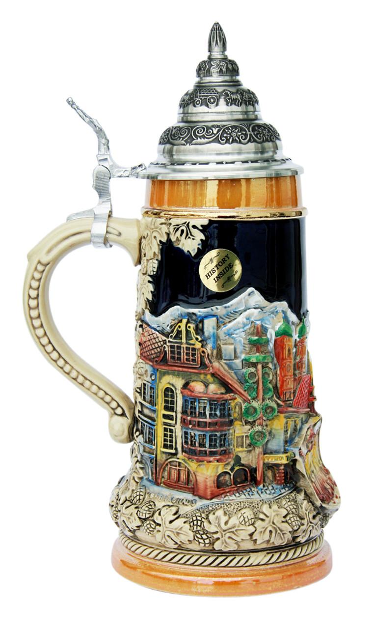 Munich Panorama Beer Stein