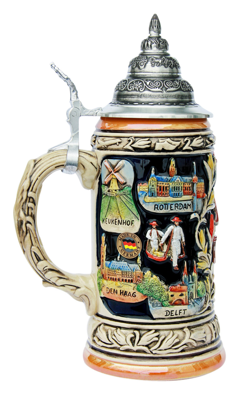 Holland Commemorative Stein