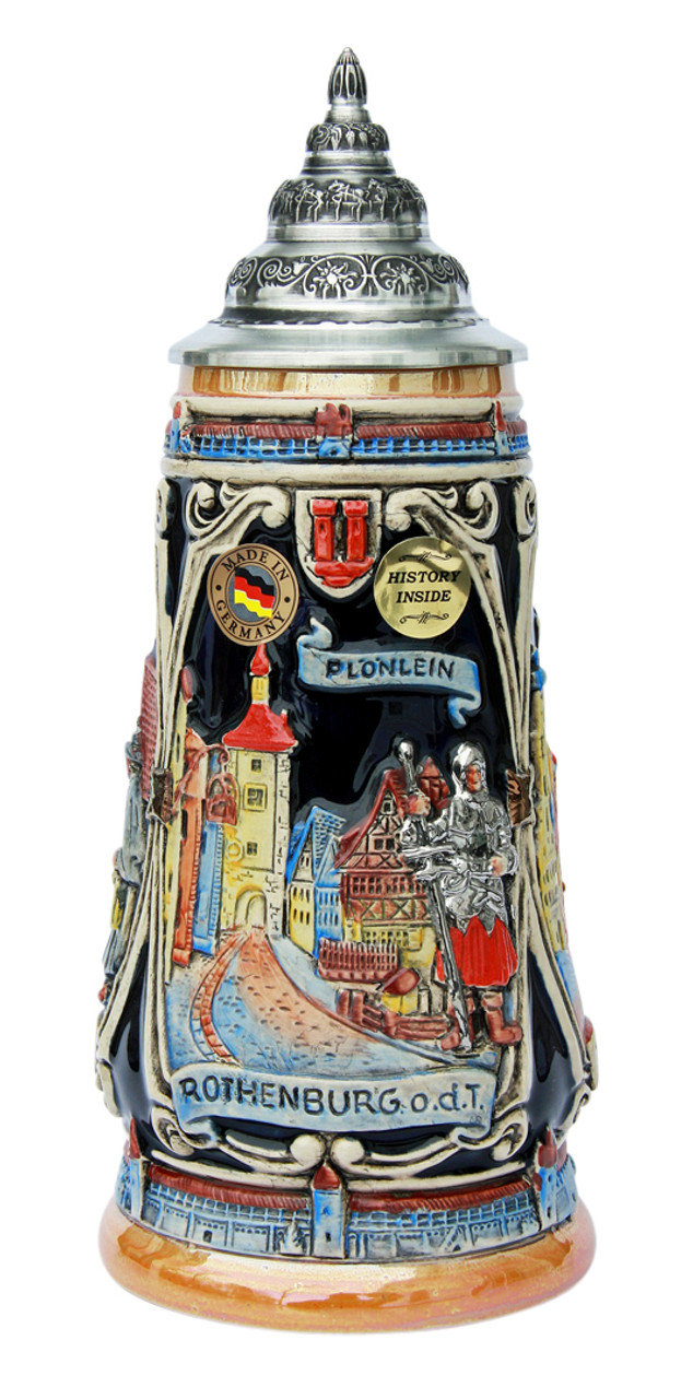 Rothenburg ob der Tauber Beer Stein