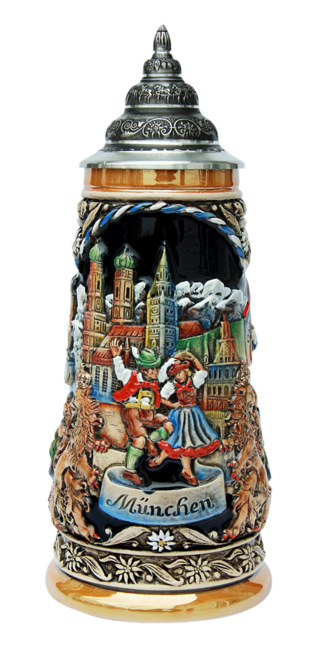 Bayern Munchen Beer Stein