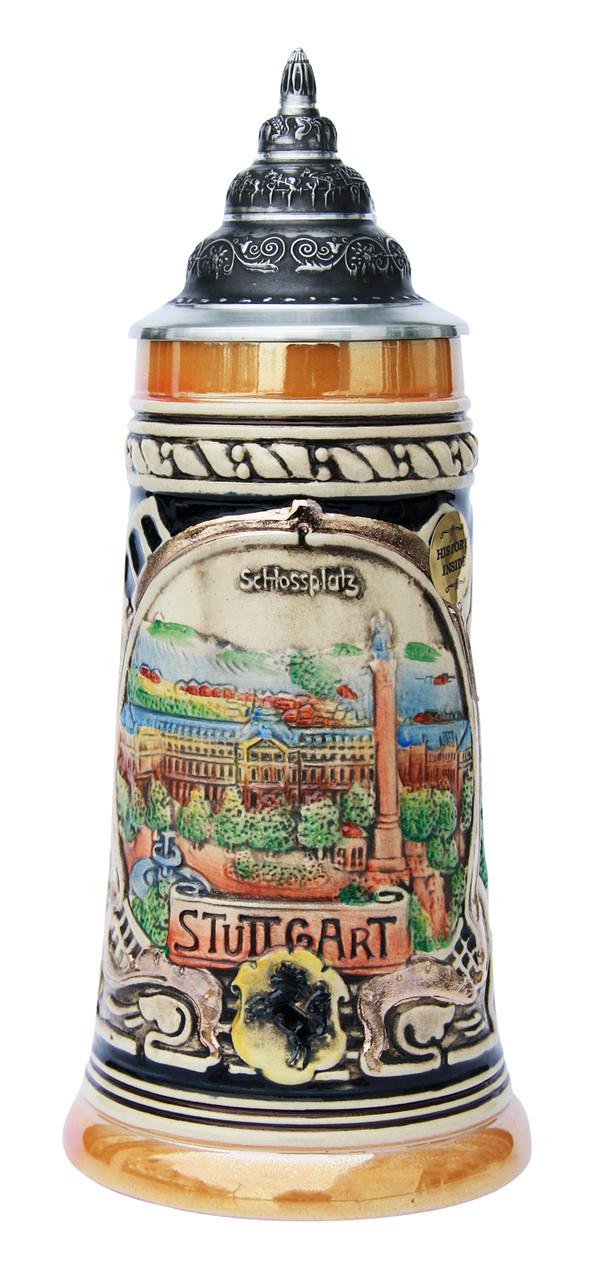 Stuttgart Beer Stein