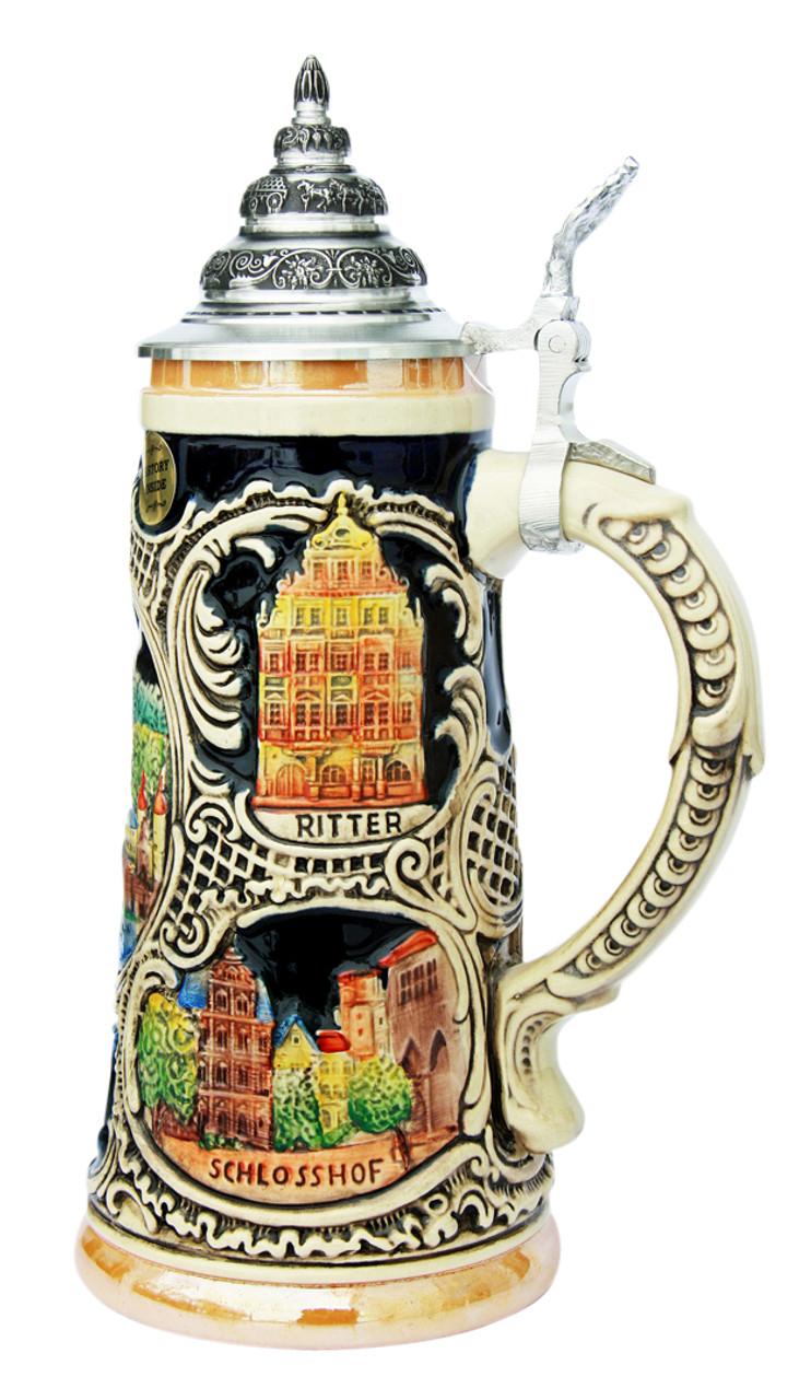 Historical Heidelberg Beer Stein