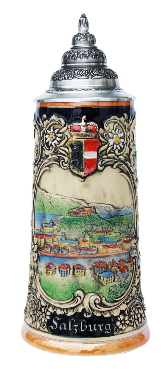 Historical Salzburg Beer Stein