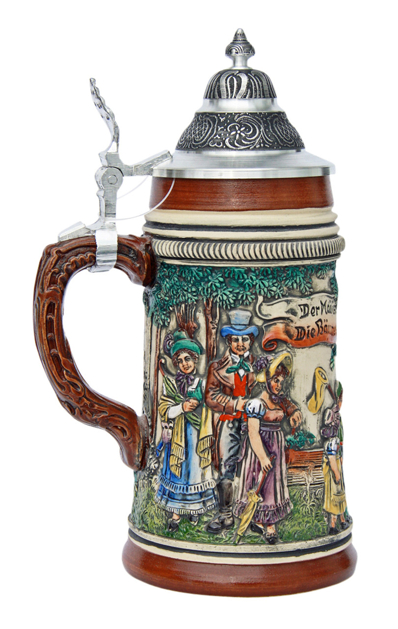 May Celebration Beer Stein