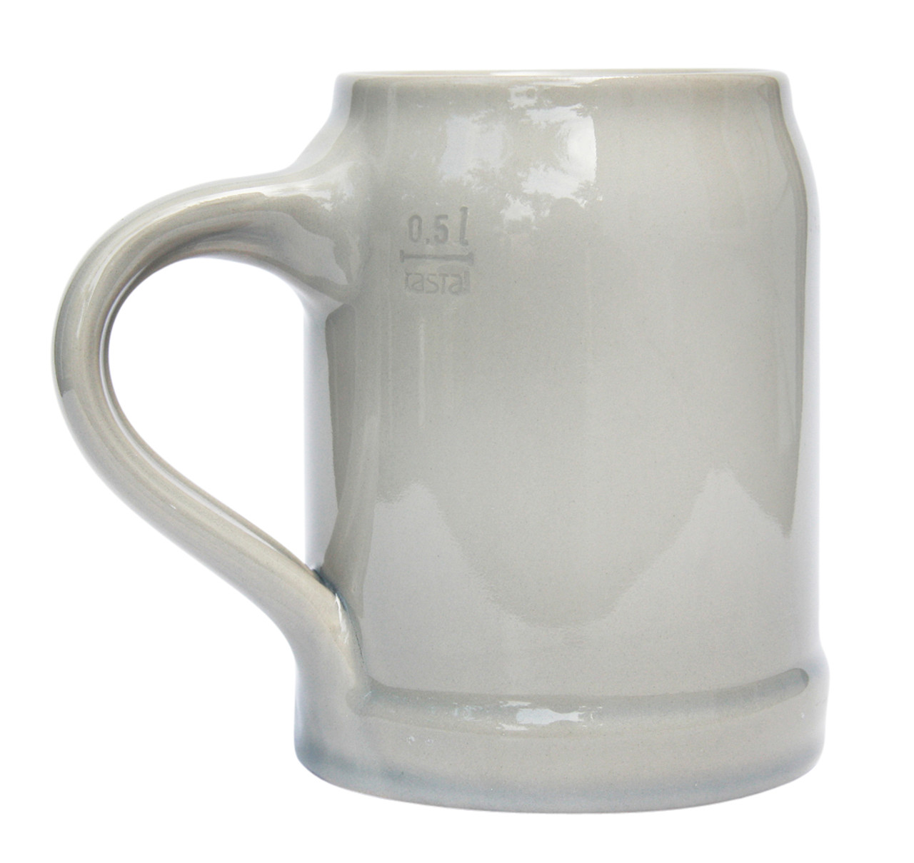 St Pauli Girl Stoneware Beer Mug 0.5 Liter
