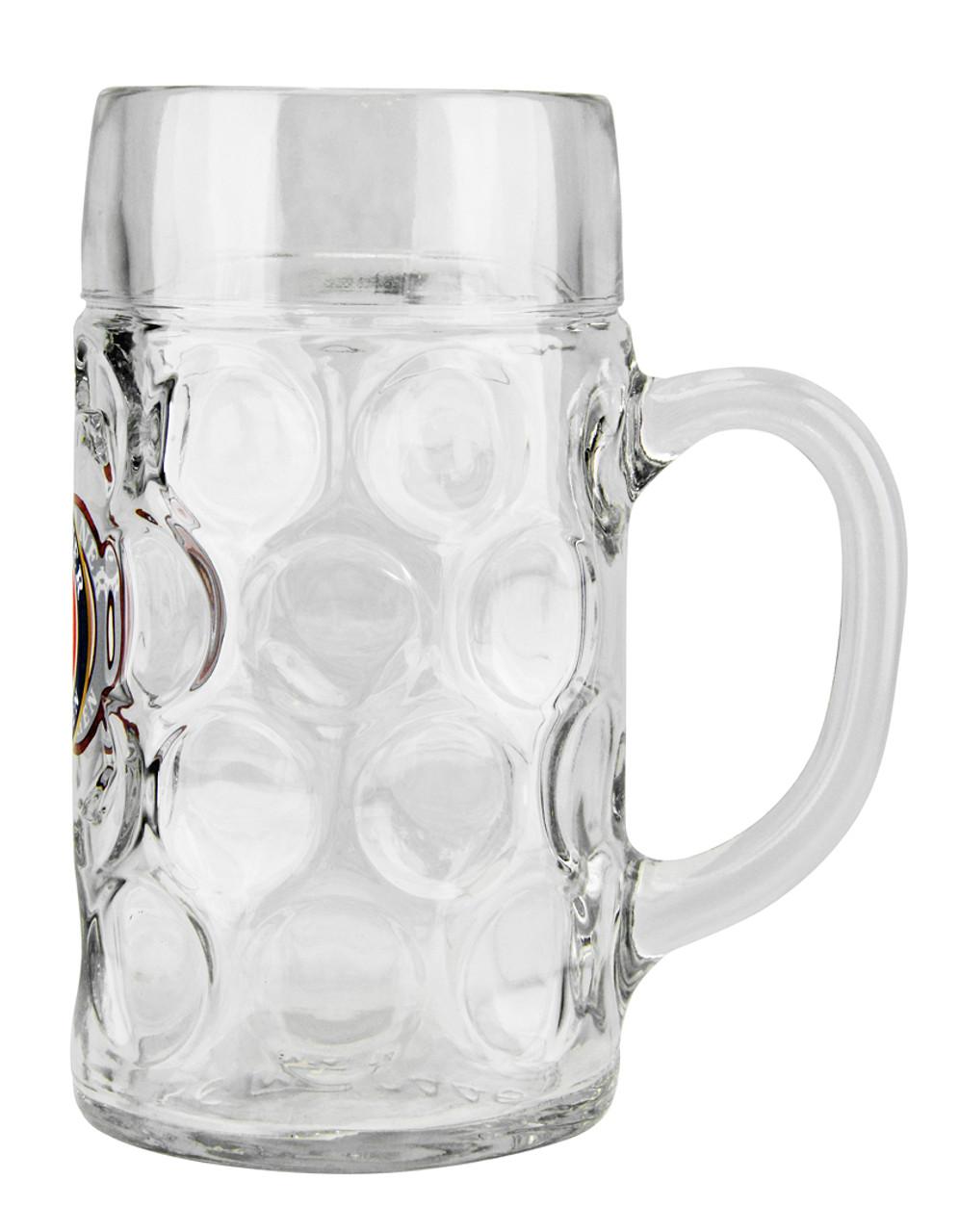 Oktoberfest Beer Mug with Paulaner Logo