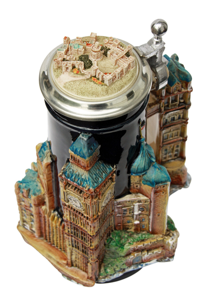 London England 3D Beer Stein