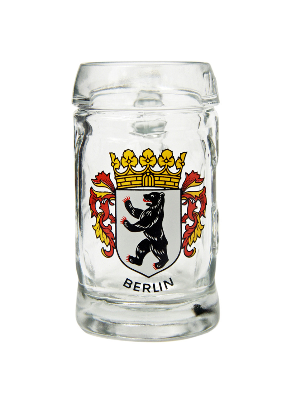 Berlin Beer Mug Shot Glass