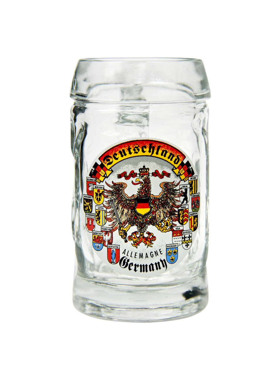 Deutschland Beer Mug Shot Glass