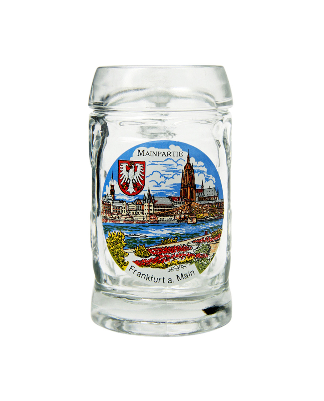 Frankfurt Beer Mug Shot Glass