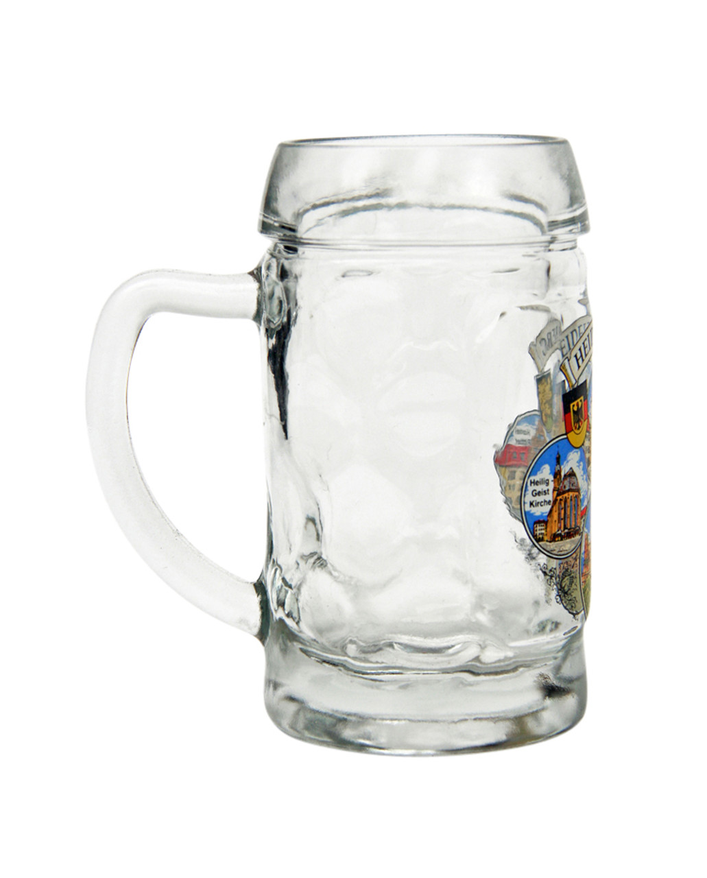 Heidelberg Beer Mug Shot Glass