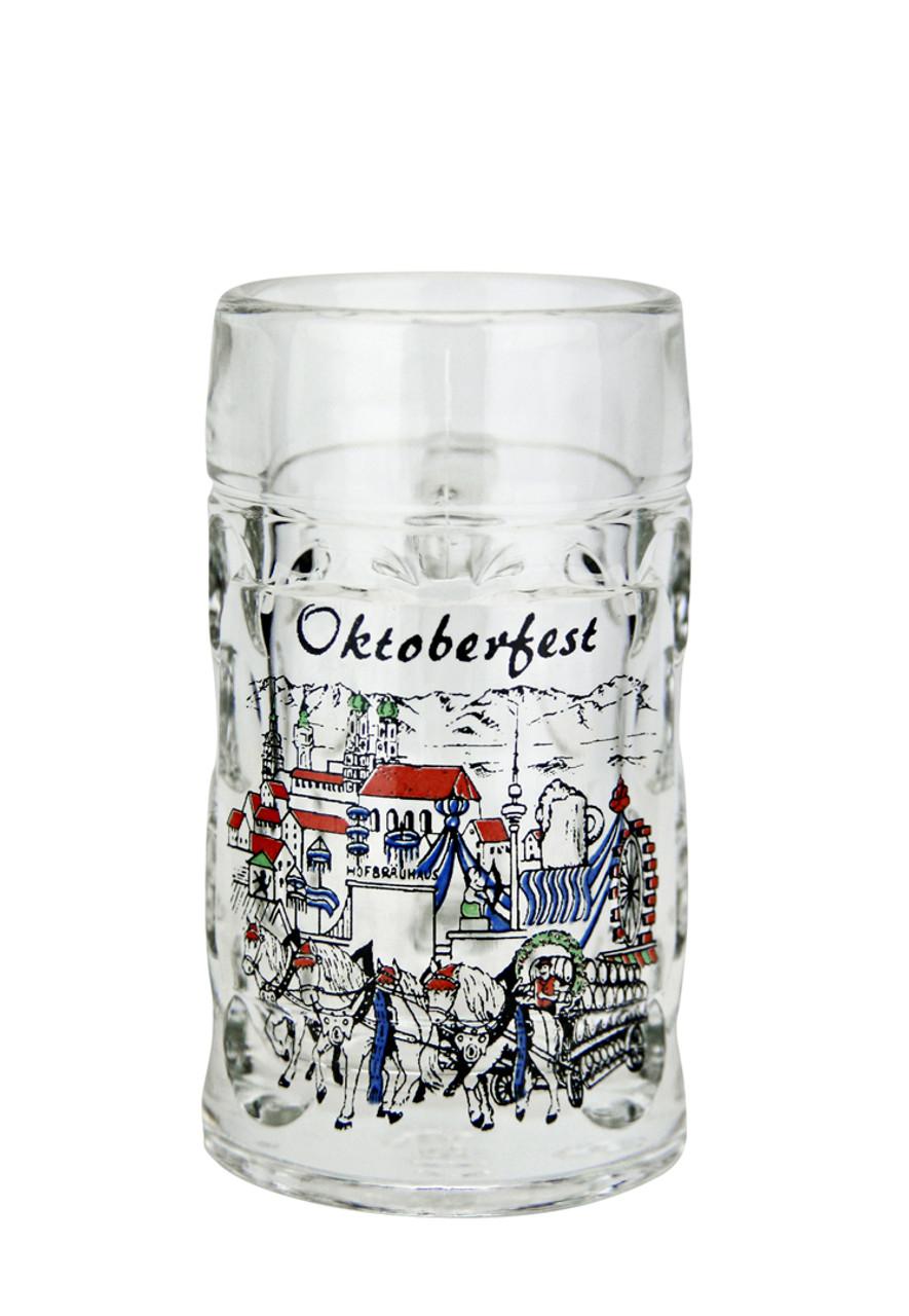 Oktoberfest Beer Mug Shot Glass
