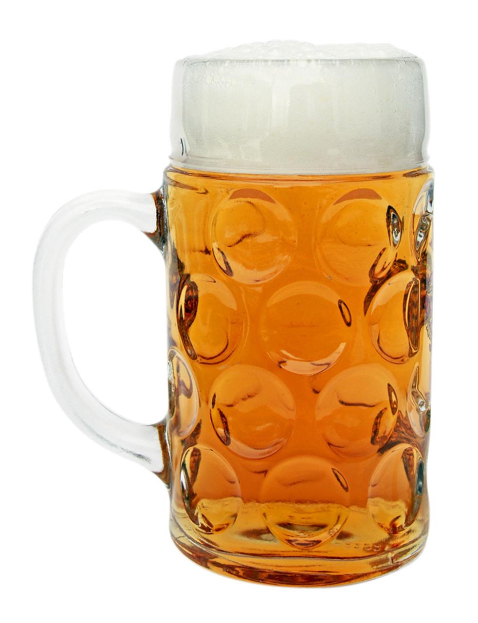 Custom Engraved 1 Liter Saarland German Beer Mug