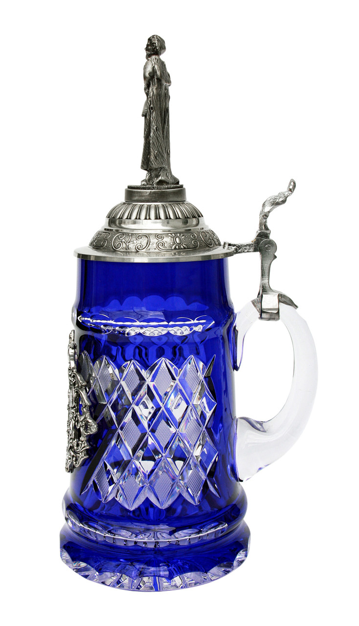Lord of Crystal Neuschwanstein and King Ludwig Beer Stein