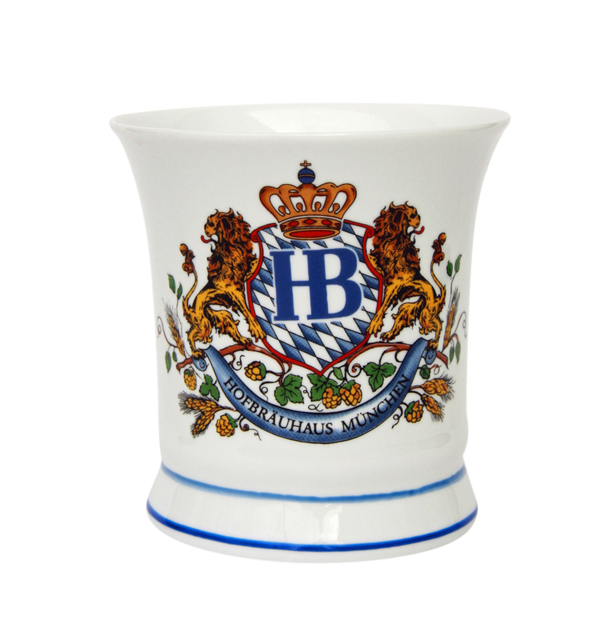Hofbrauhaus Lion Crest Ceramic Coffee Mug