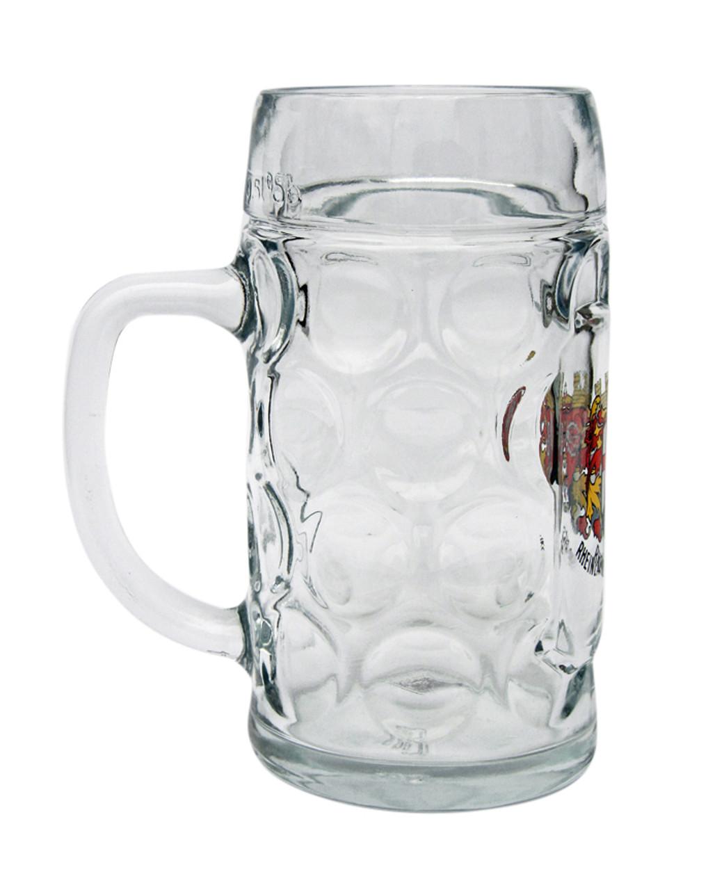 Traditional Oktoberfest Rheinland Pfalz Beer Mug