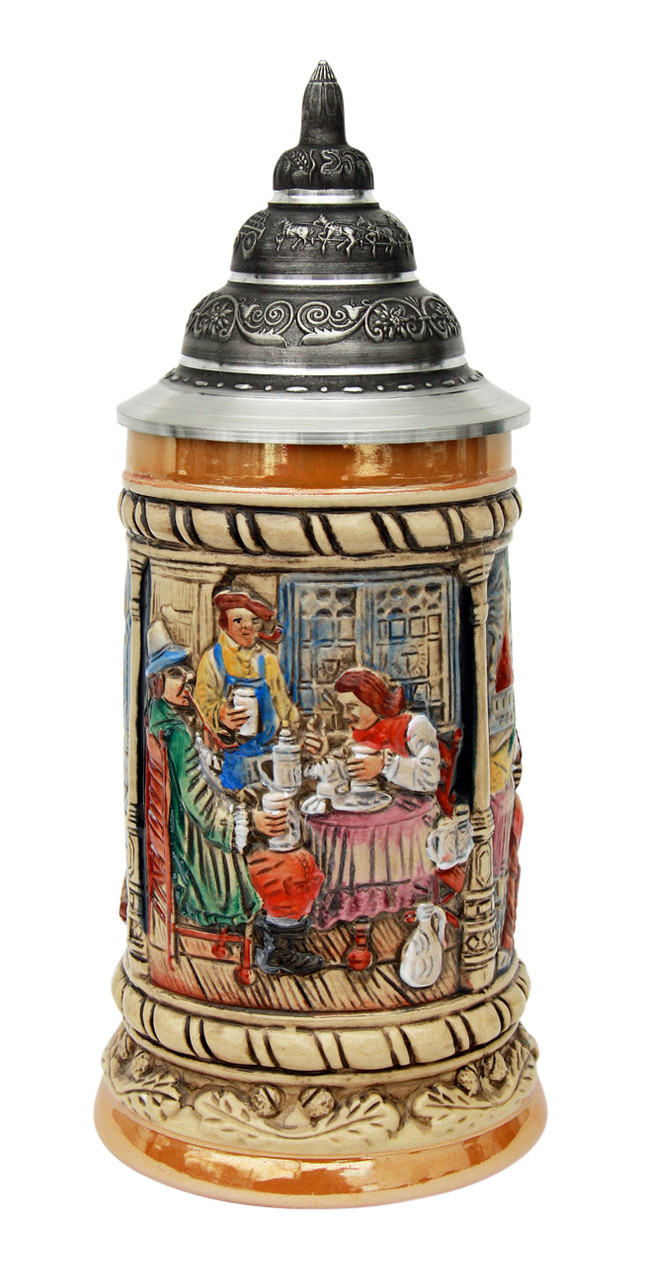In the Pub Beer Stein