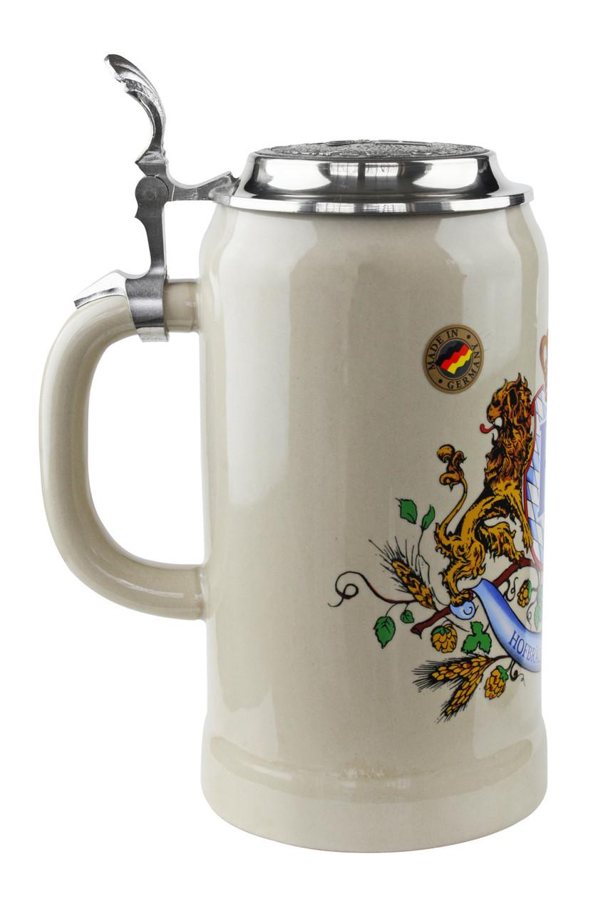 Authentic Ceramic Beer Stein