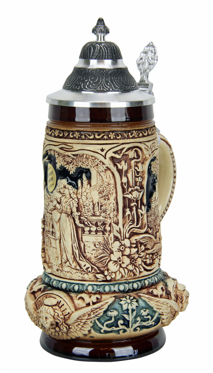 Authentic Ceramic Beer Stein for Wedding Party