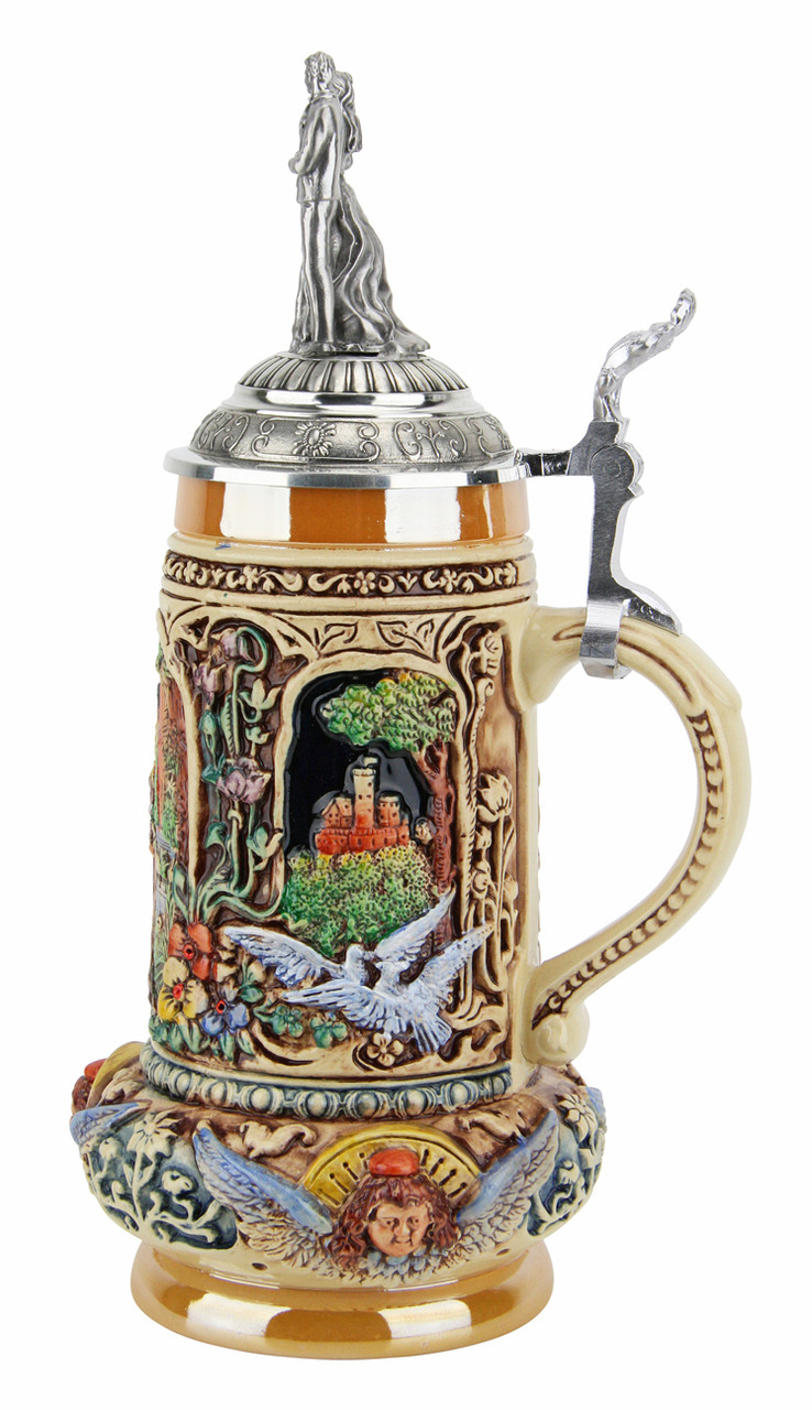 Wedding Beer Stein for Sale