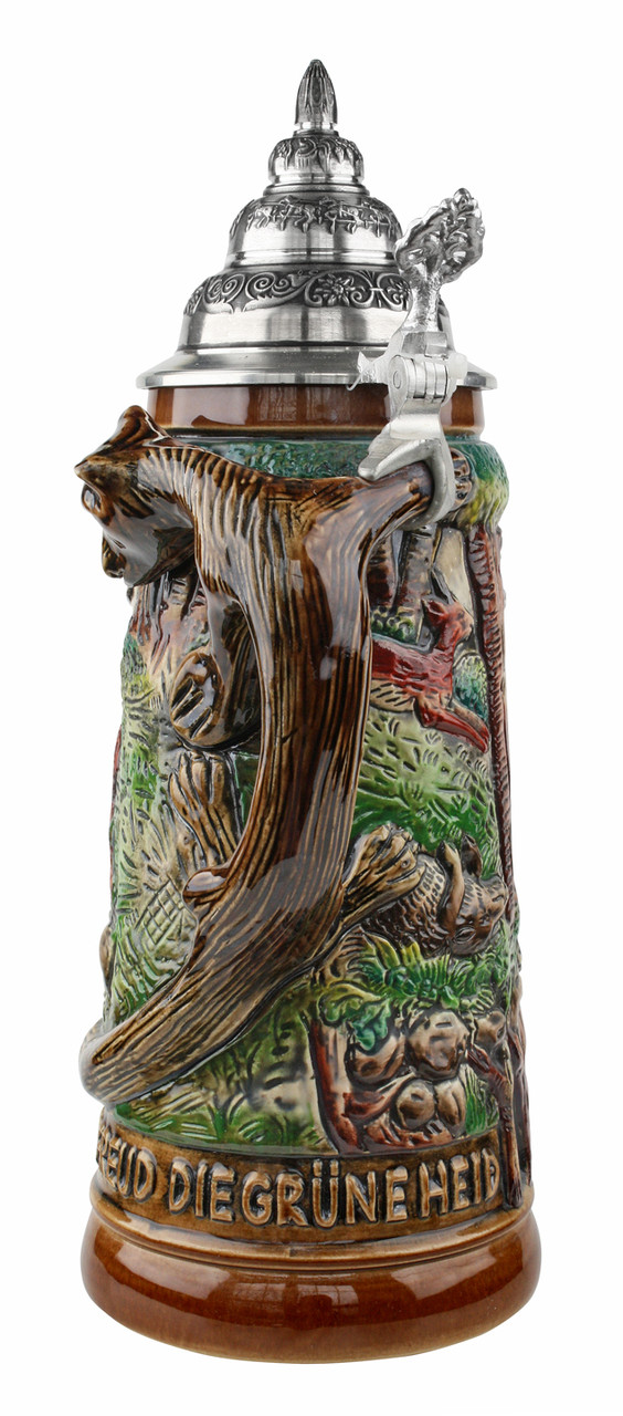 Fox Handle Hunter Beer Stein