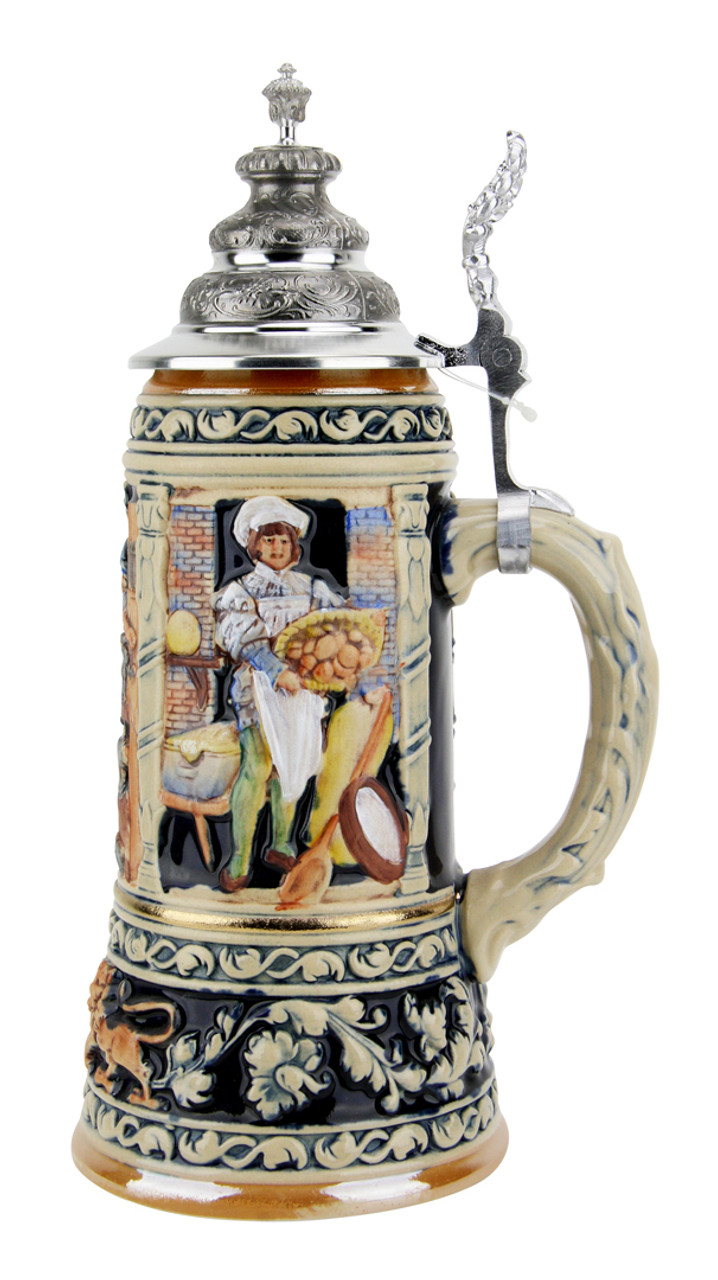 King Limitaet 2002 | Medieval Professions Beer Stein