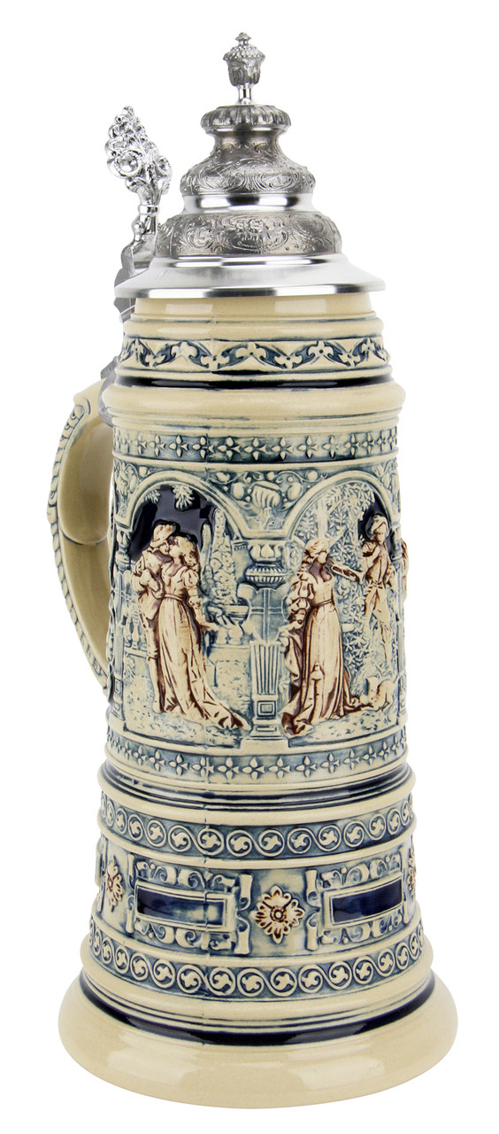 King Limitaet 2005 | Lovers Tryst Antique Style Beer Stein