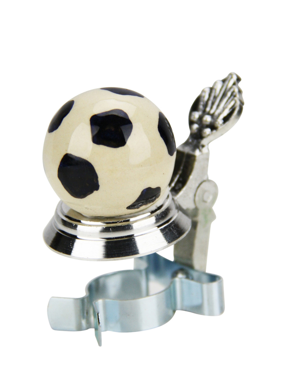Soccer Ball Beer Stein Lid for Beer Bottles