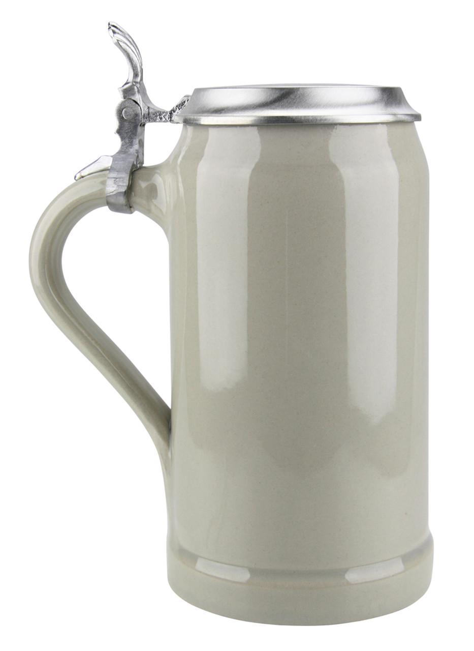 Kannenbaecker Stoneware Beer Stein 1 Liter Germansteins Com