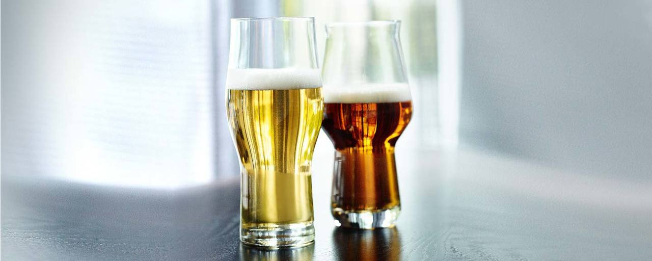 Craft Master 2 vs Craft Master 1 Craft Beer Glasses