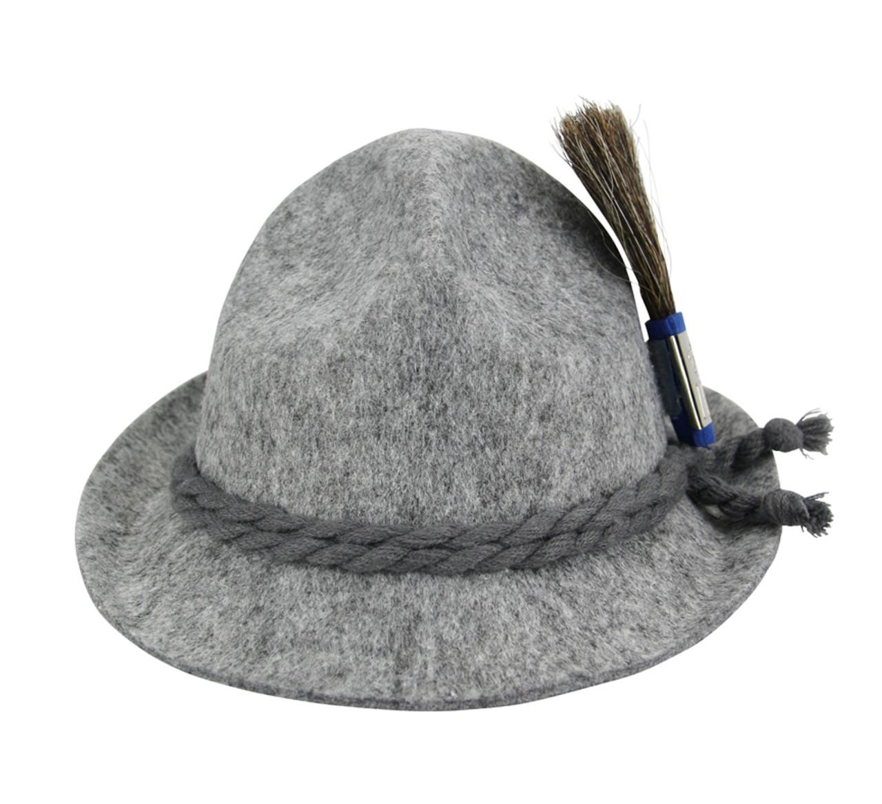 Gamsbart Hat Pin
