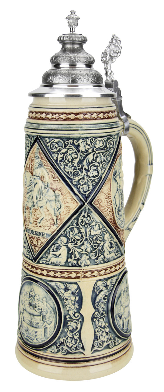 King Limitaet 2006 | King Solomon Antique Style Beer Stein