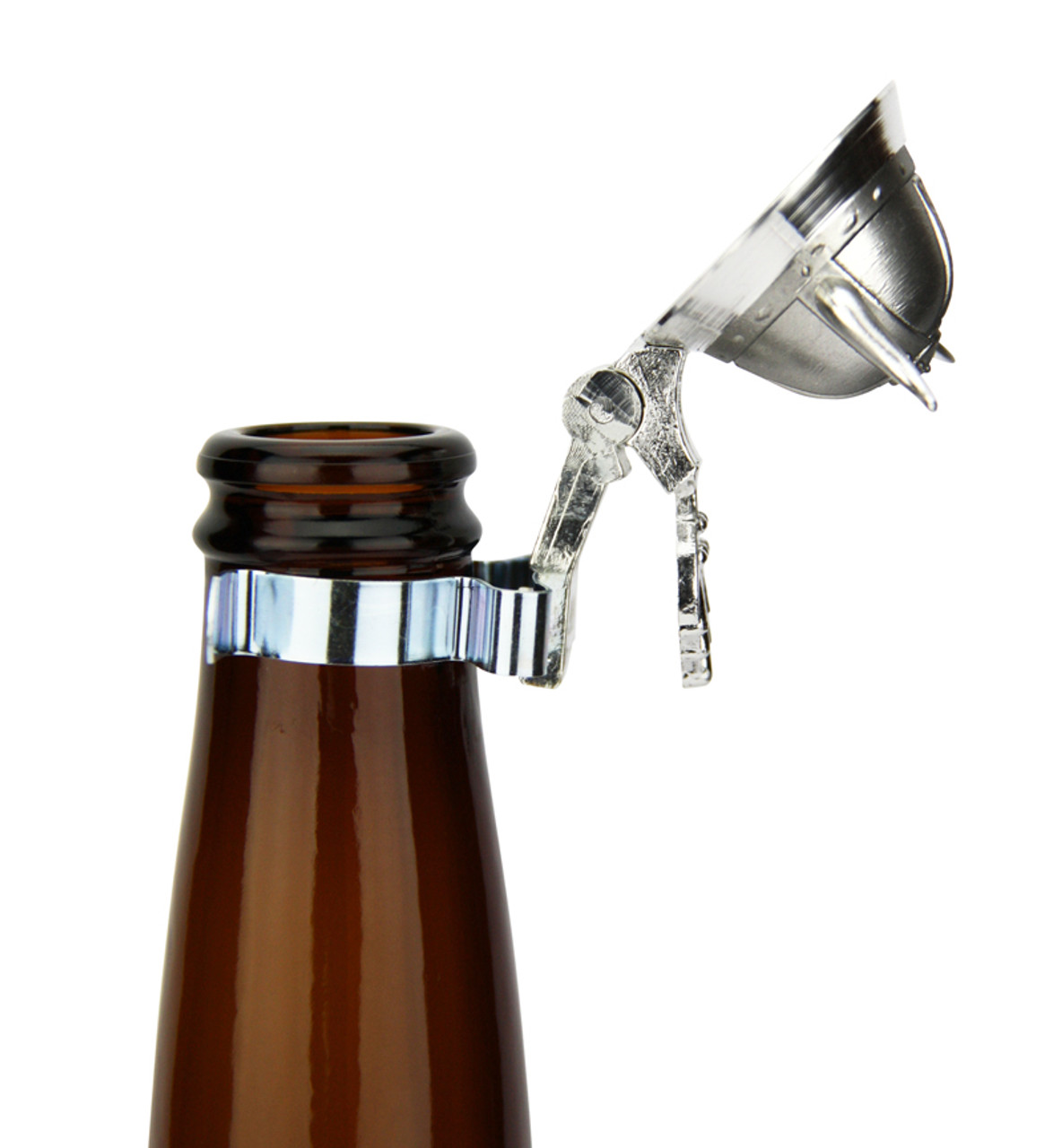 Viking Helmet Beer Stein Lid for Beer Bottles