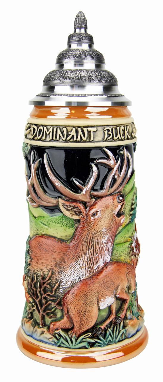 Dominant Buck Beer Stein