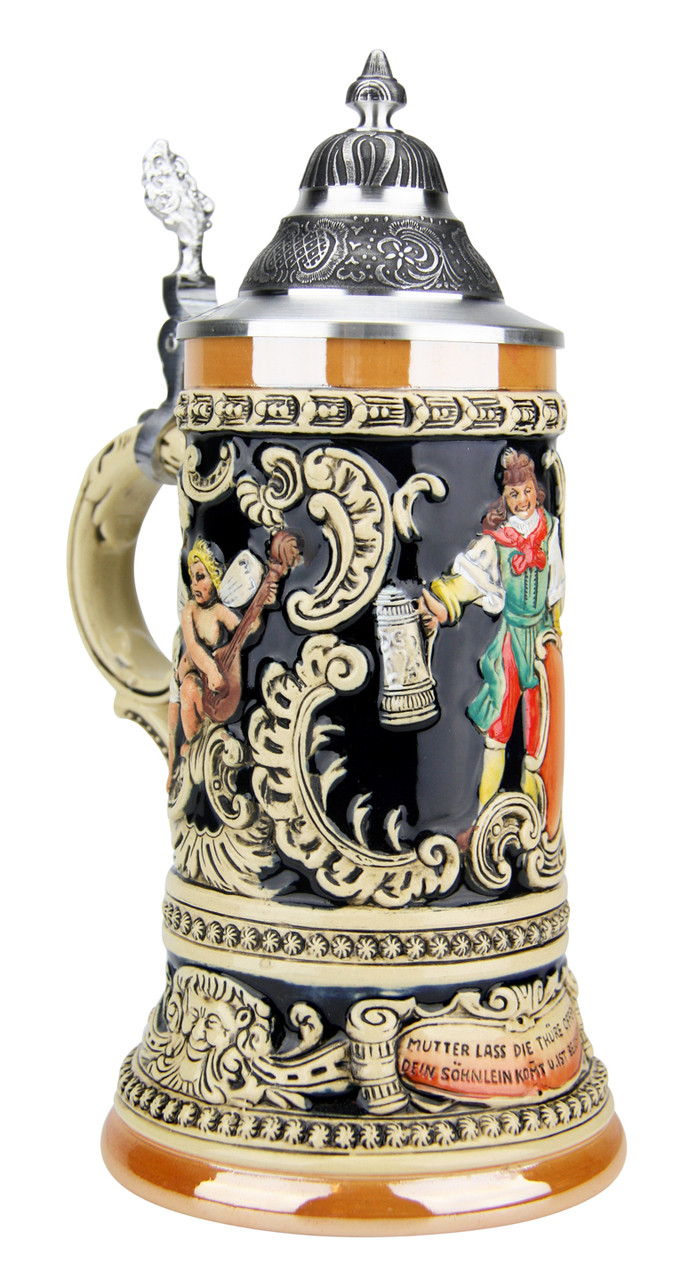Friedolin | Drunken Student Beer Stein
